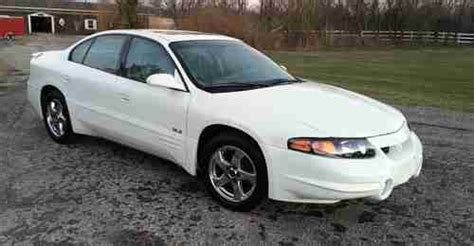 auto air conditioning service 2002 pontiac bonneville free book repair manuals buy used 2002 pontiac bonneville sle excellent condition in orland park illinois united