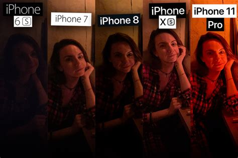 iphone camera evolution  iphone cameras changed
