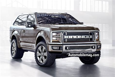 2020 Ford Bronco Review by New Ford Bronco 2020 Price And Release Date Car Review 2019
