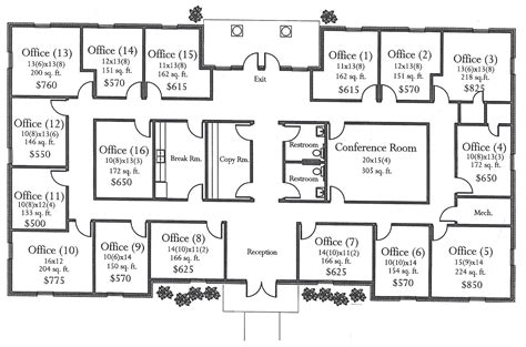 design office layout free office floor plans office floor plan template 17 best 1000