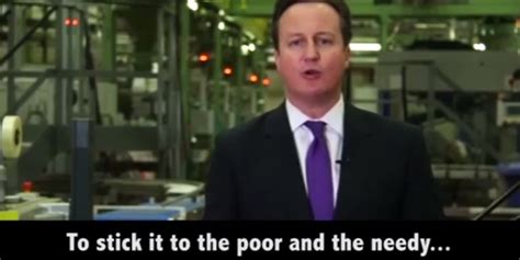 cameron new year message david cameron s new year message what he was really