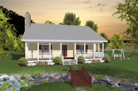 covered porch house plans 5000 house plans