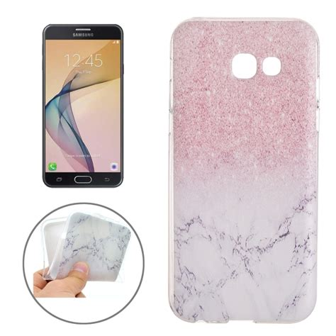 for samsung galaxy j7 2017 j7 prime marble pattern soft tpu protective back cover