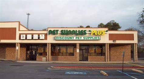 pet supplies plus pet shops 2410 augusta rd west