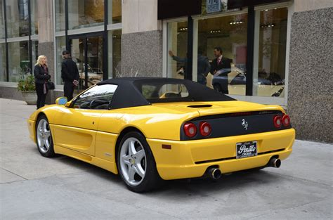 1997 f355 spider for sale 1997 f355 spider stock 08281 for sale near