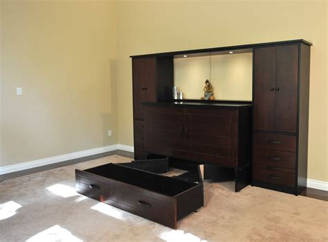 murphy bed wall unit with metro wall unit and cabinet bed murphy beds of san diego
