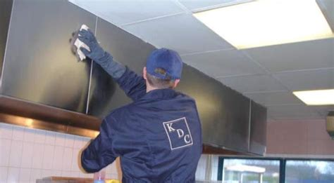 Kitchen & Duct Cleaning Ltd   Commercial Kitchen Deep