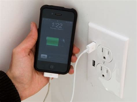 how to install usb wall outlet how to install a usb wall socket cnet