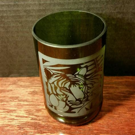 Liquid Tiger All Variant 55ml tiger etched upcycled glass 16 oz 183 se customs 183