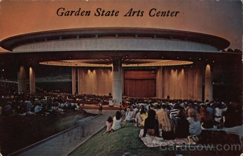 garden state arts center other new jersey cities - Garden State Center