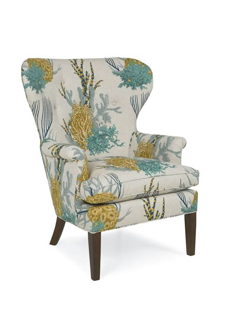 Avalon upholstered accent chair cottage home 174