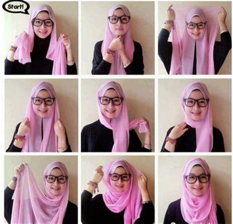 tutorial kerudung segi empat tutorial kerudung segi empat tutorial hijab modern kerudung segi empat terbaru