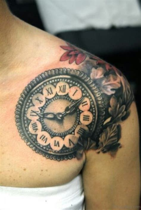 tattoo cracking 64 mind blowing clock tattoos for chest
