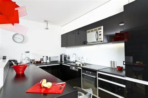 fotos en blanco y negro modernas fotos de decoracion de cocinas modernas en color negro