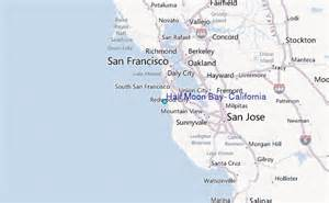 half moon bay california map half moon bay california tide station location guide