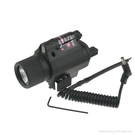 tactical m6 laser flashlight with cree led use for airsoft flrf 01 foley hong kong