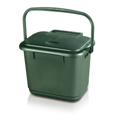 buy addis green kitchen compost caddy from our compost