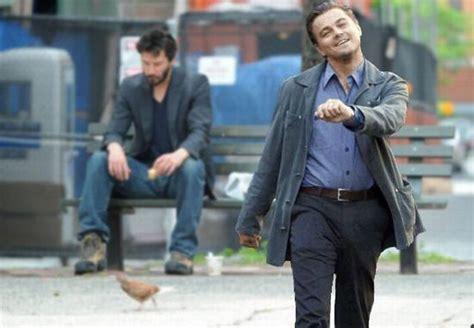 Leonardo Dicaprio Walking Meme - strutting leo meme damn cool pictures