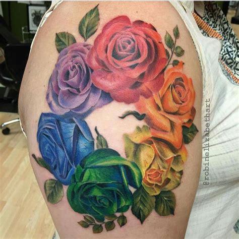 tattoo my rebellion pinterest rainbow tattoos rainbow rose tattoo tattoos floral pinterest