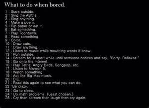 things to do at home when bored when your bored trusper
