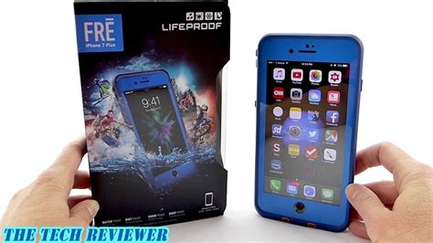 lifeproof fre for iphone 7 plus great audio quality excellent overall with a few issues