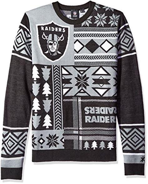 raiders light up sweater raiders sweater oakland raiders sweater