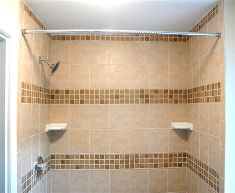 bathroom shower stall tile designs shower tile ideas dominion home renovations custom