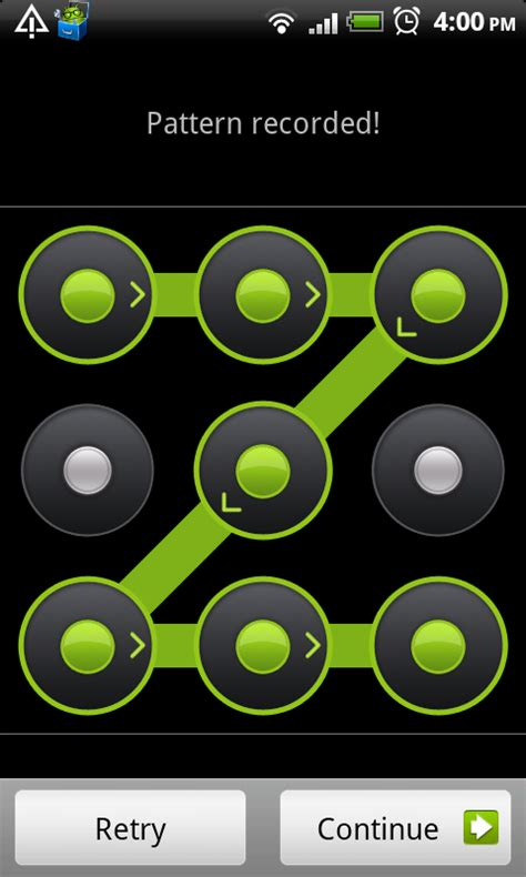 master pattern lock android android lock pattern 图案解锁 一 lockpatternview源代码 csdn博客