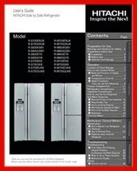 hitachi refrigerator wiring diagram wiring diagram manual