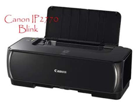 reset canon ip2770 blink 5x fix printer canon ip2770 blink orange special resetter