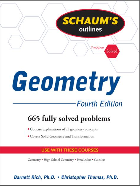 Schaums Outline Geometry Free for high school free maths book geometry 4th edition schaums outline