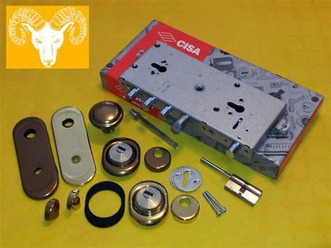 porta blindata cilindro europeo sostituzione serratura cisa porta blindata serratura