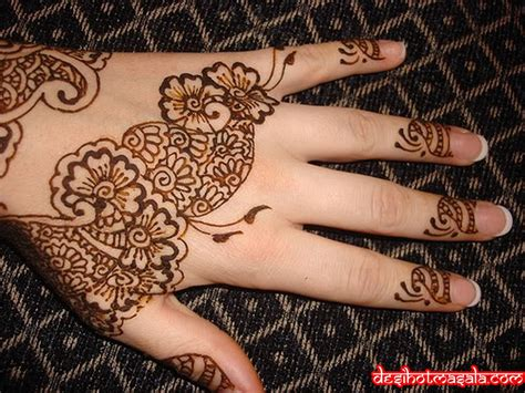 mehndi tattoo designs for hands mehndi designs