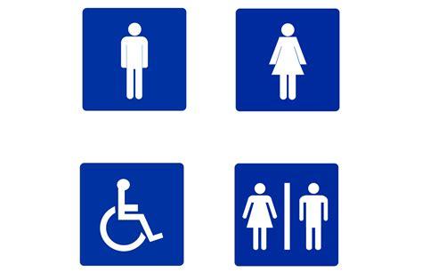 cartelli per bagno cartelli bagni uomini donne idee per la casa