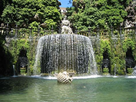 giardini di tivoli roma anjinha italia la italia