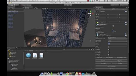 unity tutorial demos voxwell a quick voxel toolkit for unity formerly cubedit