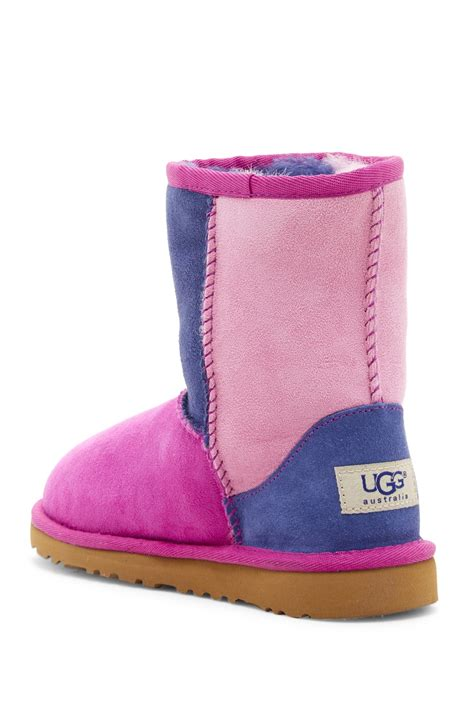 Ugg Patchwork Boots - ugg australia patchwork classic boots