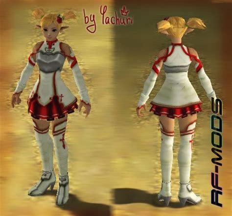 asuna council armor rising force