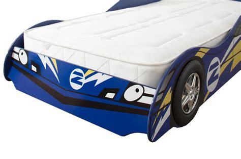 blue car bed no 2 blue racing car bed