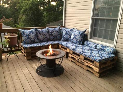 diy patio sectional diy pallet sectional sofa for patio 99 pallets