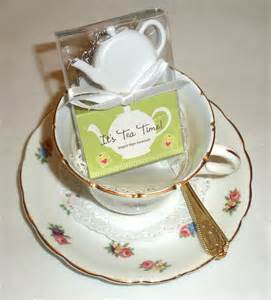 Tea Favors by The Nest At Finch Rest Afternoon Tea Favors