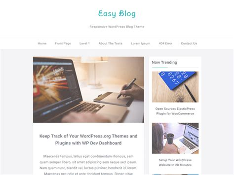 themes wordpress logo best of 10 free wordpress themes of june 2016 noupe