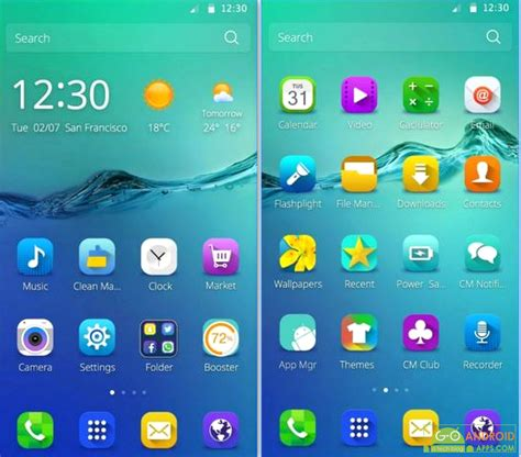 theme divider maker app 10 best free android themes of 2016 appinformers com