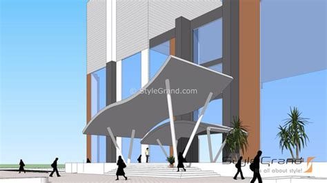 Canopy Shopping by 0006ce Shopping Mall Canopy Style Grand