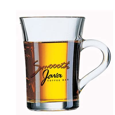 Printed Glass Mug printed glass mugs personalised glass mugs promotional