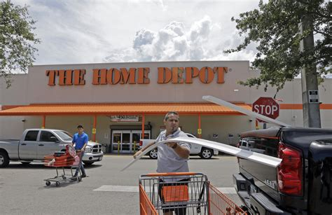 home depot building profits on housing recovery hamodia