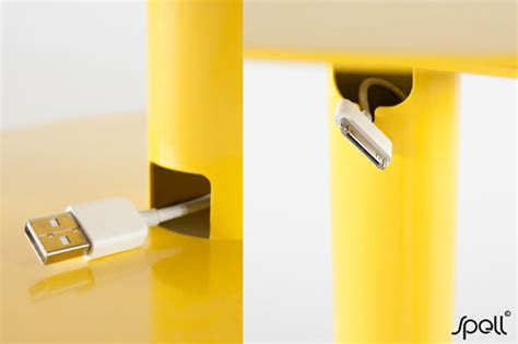 design milk contact nomad side table by spell design milk