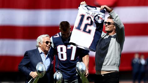Enforcement Brady Letter How Enforcement Tackled The Task Of Recovering Tom Brady S Jersey