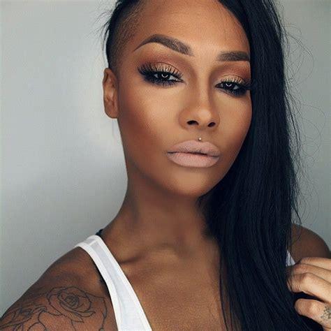 eyeliner tutorial black girl 25 best images about make up on pinterest tika sumpter