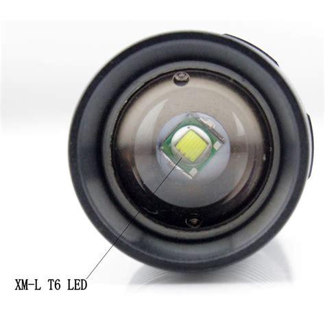 Taffware Senter Led 1000 Lumens Zoomable Flashlight Waterproof taffware senter led 1000 lumens zoomable flashlight waterproof black jakartanotebook